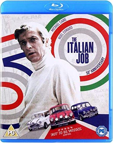 The Italian Job (Original) (Blu-ray) (UK) -- via Amazon Partnerprogramm