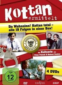 Kottan ermittelt Box (Folgen 1-19) (DVD)