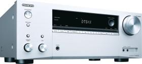 Onkyo TX-NR575E silber