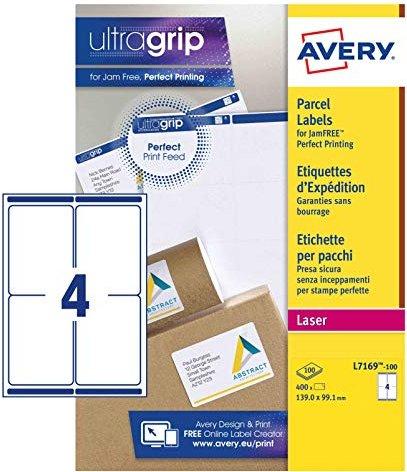 Avery-Zweckform L7169-100 Versand-Etiketten -- via Amazon Partnerprogramm