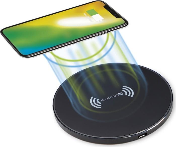 4smarts VoltBeam Style 10W Inductive Fast Charger schwarz (462276) -- via Amazon Partnerprogramm
