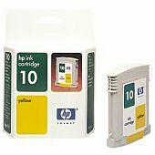 HP ink 10 yellow (C4842AE)