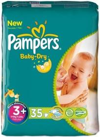 Pampers Baby-Dry Gr.3+ Einwegwindel, 5-10kg, 102 Stück