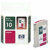 HP Tinte 10 magenta (C4843AE)