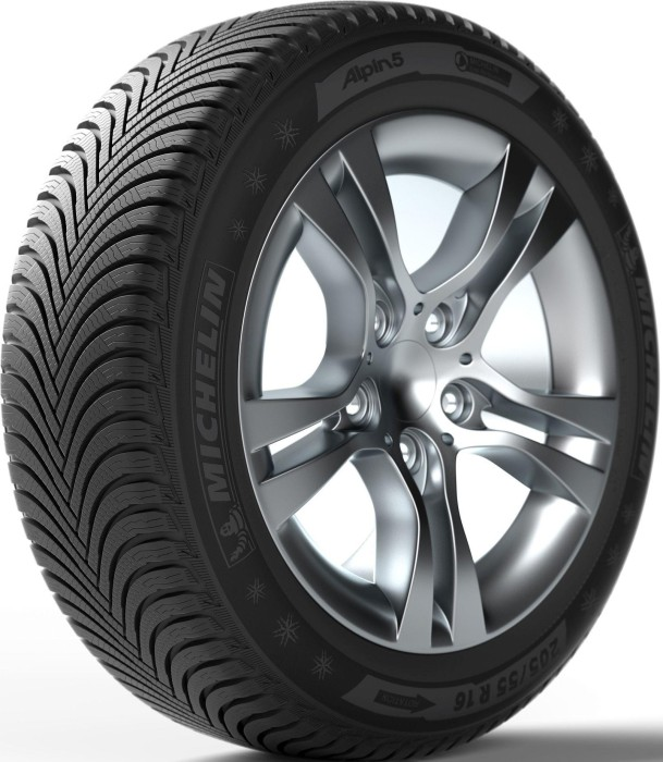 Michelin Alpin 5 20550 R17 93h Xl Ab 12099 2019