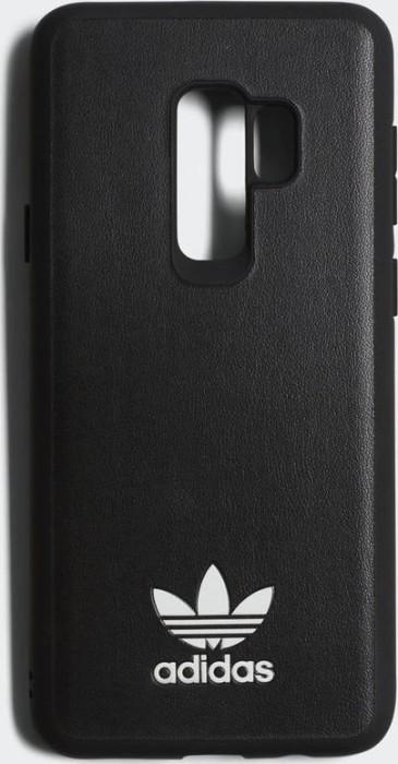 adidas Moulded Case für Samsung Galaxy S9+ schwarz/weiß (29929) -- ©adidas
