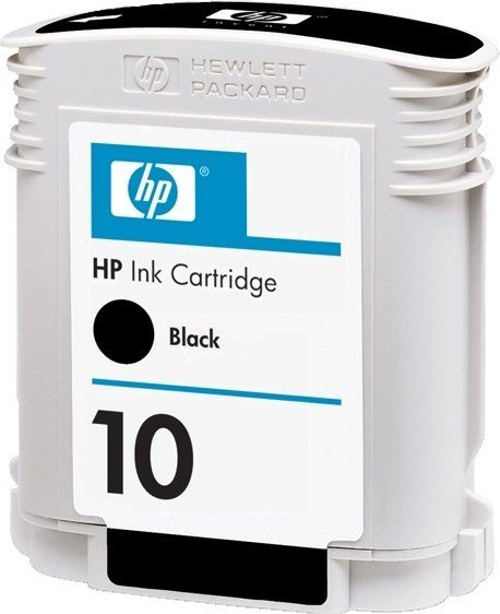 HP ink Nr 10 black (C4844AE)