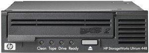 HP StorageWorks LTO-Ultrium 2 448 Rack-Kit, 200/400GB, SCSI (DW028B)