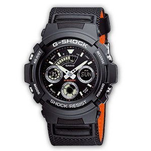 Casio G-Shock AW-591MS-1AER Black Beater