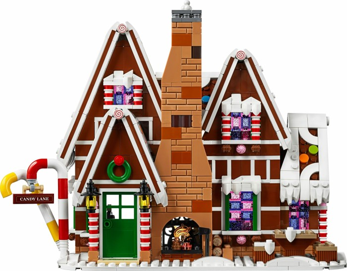 LEGO Creator Expert - Gingerbread House (10267) starting from ...