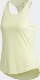 adidas Own The Run 3-Stripes PB Laufshirt ärmellos yellow tint (Damen) (FQ2455)