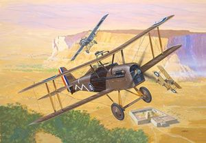 Revell Royal Aircraft Factory S.E. 5a (04061/64061)