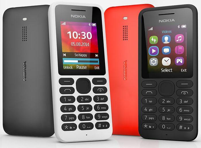 Nokia 130 Dual-SIM schwarz