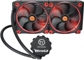 Thermaltake Water 3.0 Riing red 280 (CL-W138-PL14RE-A)