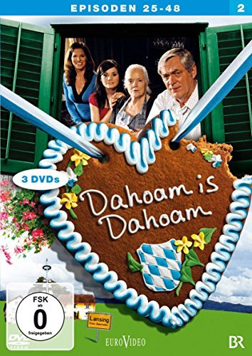 Dahoam is Dahoam Staffel 2 -- via Amazon Partnerprogramm