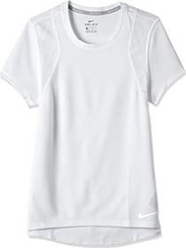 Nike Miler Laufshirt kurzarm schwarz (Damen) (890353-010)