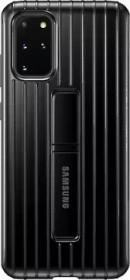 Samsung Protective Standing Cover für Galaxy S20+ schwarz (EF-RG985CBEGEU)