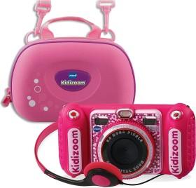 VTech Kidizoom Duo DX mit Tasche pink (80-520099)