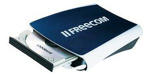 Freecom FX-10 DVD+R/RW 8x, USB 2.0 (22120)