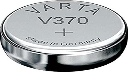 Varta Chron V370, Silber, 1.55V (0370-101-111) -- via Amazon Partnerprogramm