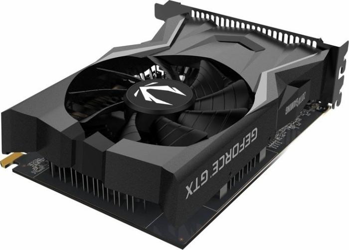 Zotac Gaming GeForce GTX 1650 Mini ITX OC 4G, 4GB GDDR5, DVI, HDMI, DP (ZT-T16500F-10L)
