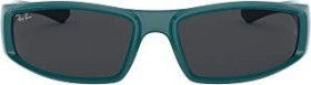 Ray-Ban RB4335 58mm turquoise/grey classic (RB4335-648687)