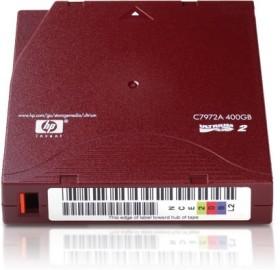 HP Ultrium LTO-2 Kassette (C7972A)