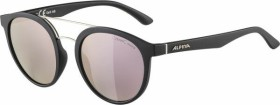 Alpina Caruma II black matt/ceramic mirror rose gold (A8637.3.30)