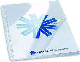 GBC cover HiClear A4, shiny, transparent, 50 pieces (41605E)