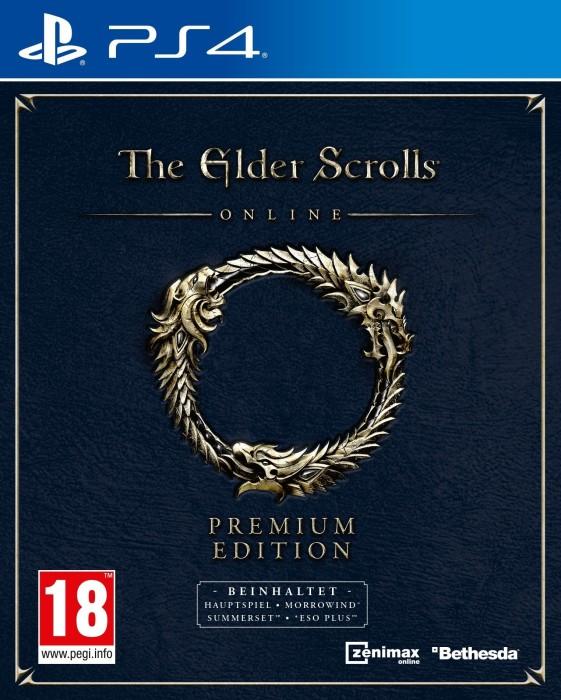 The Elder Scrolls: Online - Premium Edition (PS4