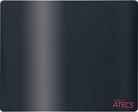 Speedlink ATECS Soft Gaming Mousepad, Size L, schwarz (SL-620101-L)