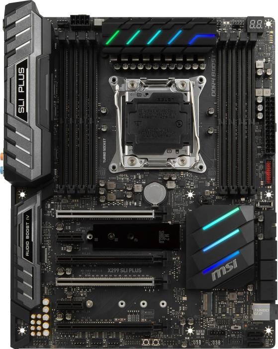 MSI X299 SLI Plus (7A93-001R)