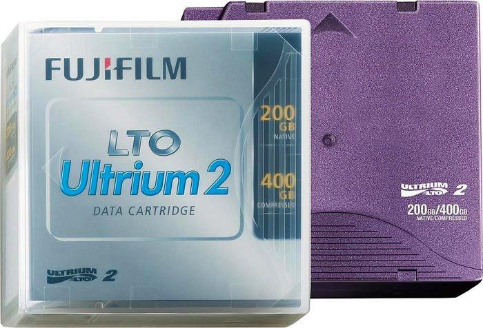 Fujifilm Ultrium LTO-2 Kassette (45087)