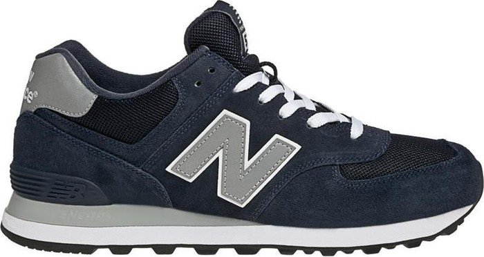 New Balance 574 navy/grau