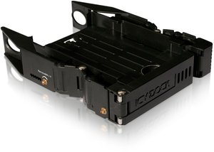 "Cremax Icy Dock MB990SP-B EZ-Fit, 2.5"" Hard Drives mounting frame"