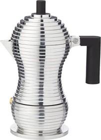 Alessi Pulcina 1 cup espresso pot black (MDL02/1B)
