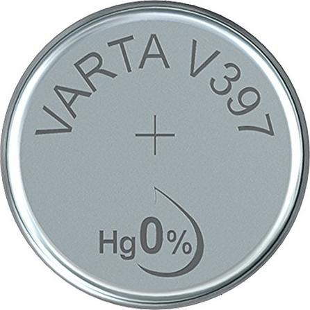 Varta Chron V397, srebro, 1.55V (0397-101-111) -- via Amazon Partnerprogramm