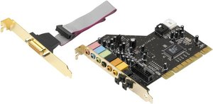 TerraTec Aureon 7.1, PCI retail (10163/10461)