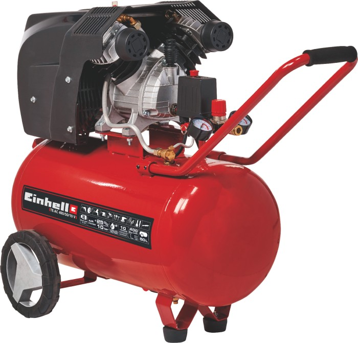 Einhell TE AC 4005010 V Elektro Kompressor ab € 219,99 (2020)   Preisvergleich Geizhals Österreich