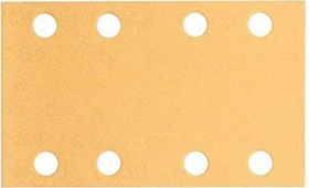 Bosch orbital sander sheet C470 Best for Wood and Paint 80x133mm K40, 10-pack (2608607228)