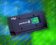 Intel Pentium III 600MHz, 133MHz FSB (SECC 2) (600B)