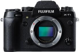 Fujifilm X-T1 schwarz Gehäuse
