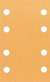 Bosch orbital sander sheet C470 Best for Wood and Paint 80x133mm K80, 10-pack (2608607230)