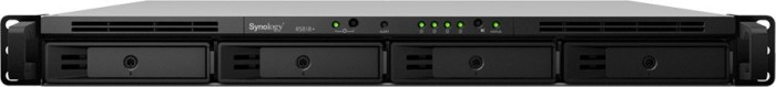 Synology RackStation RS818RP+, 4GB RAM, 4x Gb LAN, 1HE