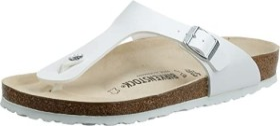 Birkenstock Gizeh weiß (Damen) (0043731/0043733)