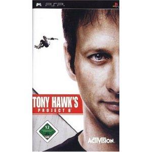 Tony Hawk's Project 8 (deutsch) (PSP)