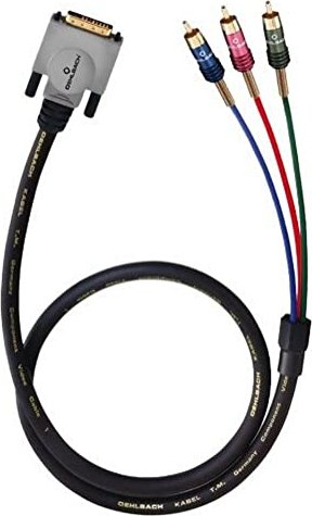 Oehlbach Komponenten/DVI-I Kabel 10m (2424) -- via Amazon Partnerprogramm