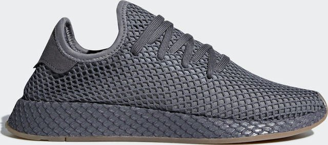 info for 2d830 08205 adidas Deerupt Runner grey threegrey fourfootwear white (CQ2627)