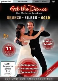 Get the Dance - Bronze, Silber, Gold