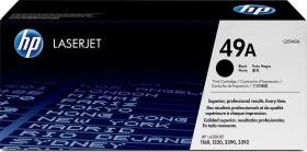 HP Toner 49A black (Q5949A)